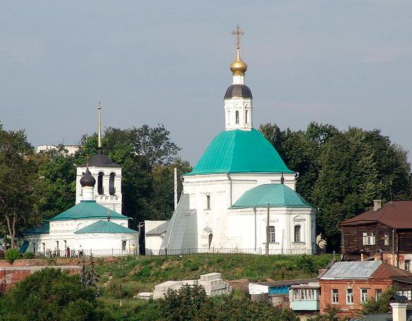 Спасская церковь. Владимир. Фото