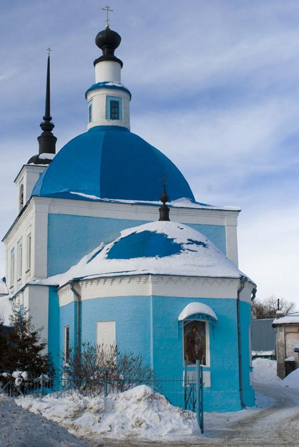 Сретенская церковь. Владимир. Фото