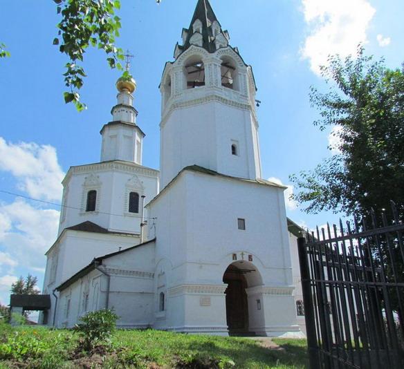 Свято-Николо-Галейская церковь. Владимир. Фото