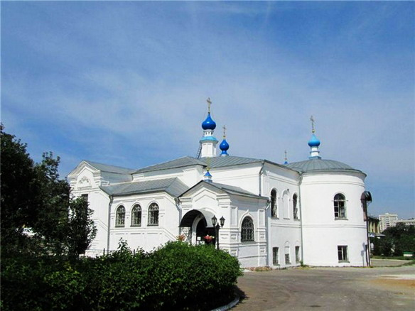 Свято-Успенский Княгининский женский монастырь. Владимир. Фото