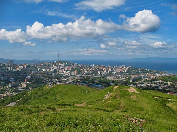 Владивосток. Фото