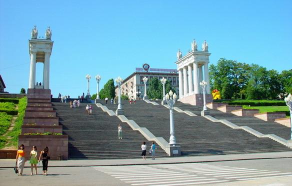 Волгоград. Фото