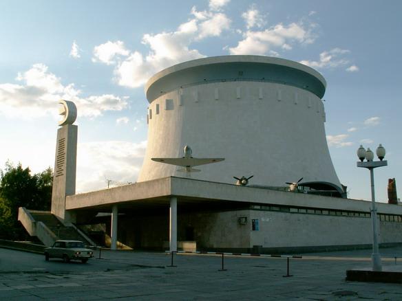 Музей-панорама «Сталинградская битва». Волгоград. Фото