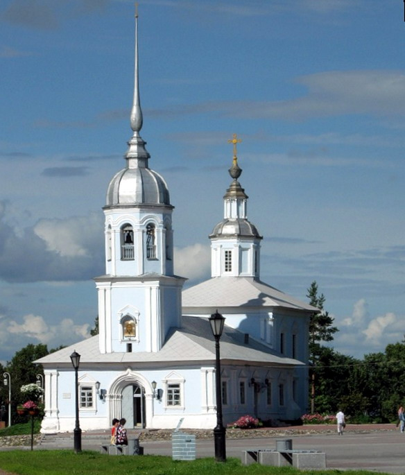 Церковь Александра Невского. Вологда. Фото