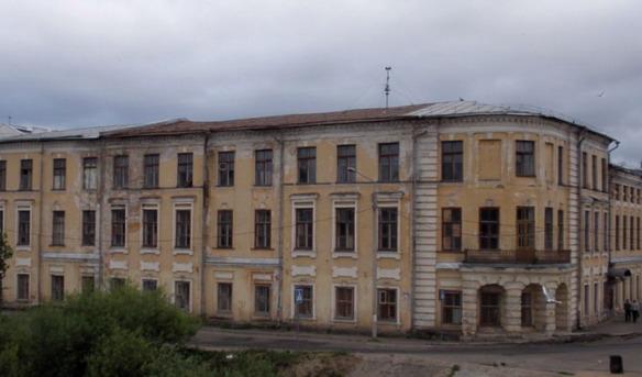 Церковь Александра Невского при реальном училище. Вологда. Фото