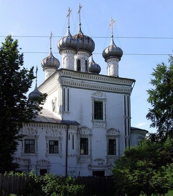 Церковь Гавриила Архангела. Вологда. Фото