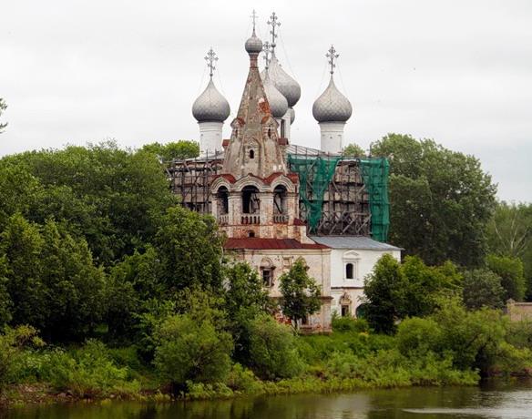 Церковь Иоанна Златоуста. Вологда. Фото