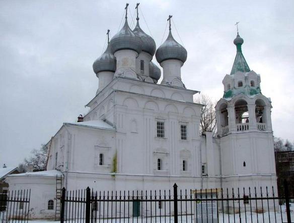 Церковь Константина и Елены. Вологда. Фото