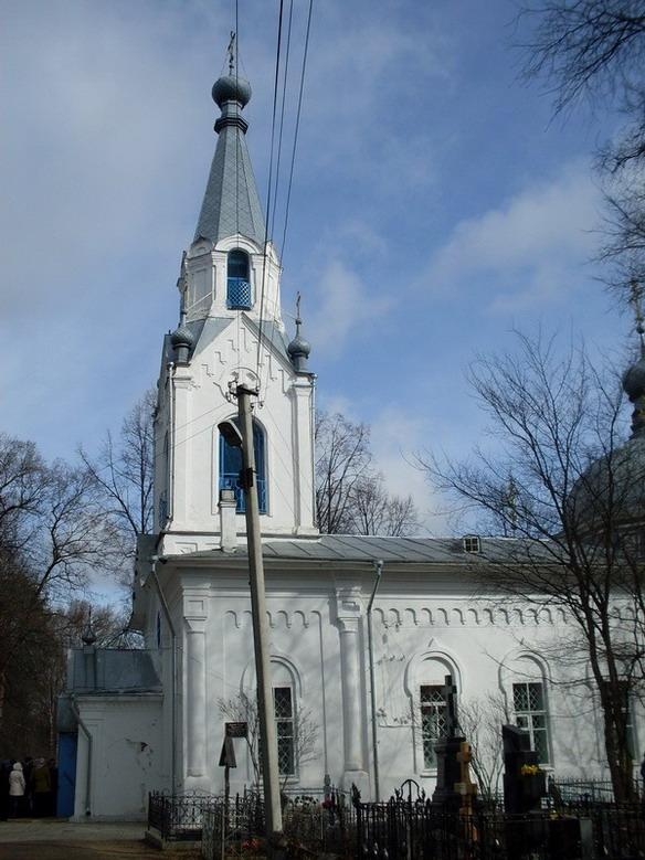 Церковь Лазаря. Вологда. Фото