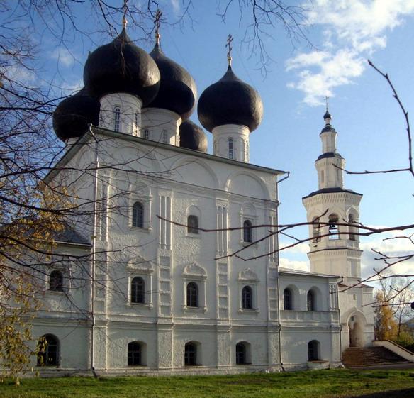 Церковь Николая Чудотворца во Владычной слободе. Вологда. Фото