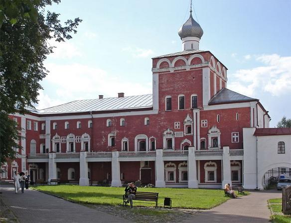 Церковь Рождества Христова на Архиерейском дворе. Вологда. Фото