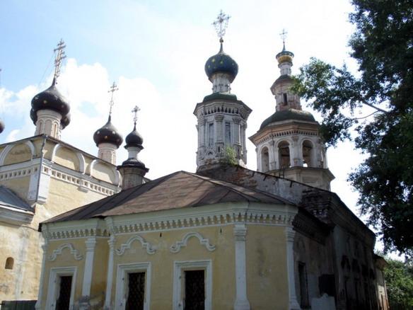 Церковь Успения Богородицы. Вологда. Фото