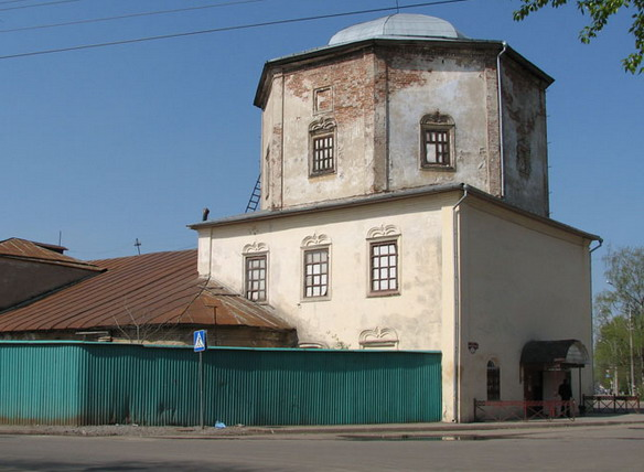 Церковь Власия Севастийского. Вологда. Фото