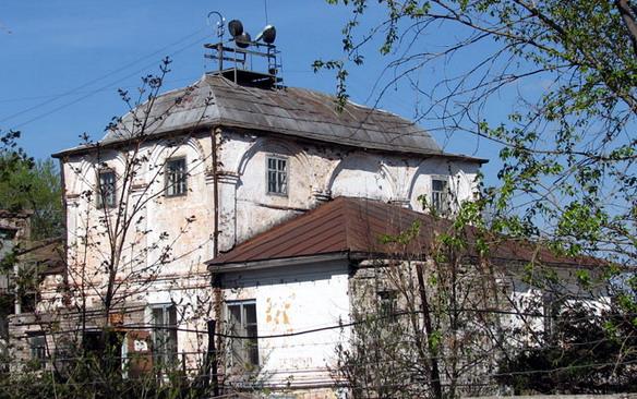 Георгиевские церкви на Наволоке. Вологда. Фото