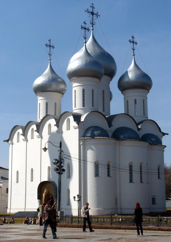 Софийский собор. Вологда. Фото
