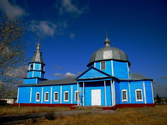 Рождественская церковь. Воронеж. Фото