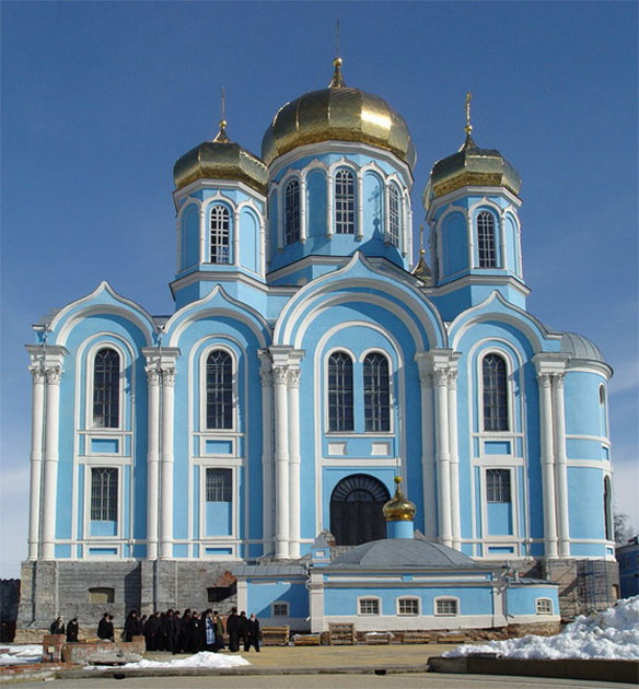 Владимирский собор. Воронеж. Фото