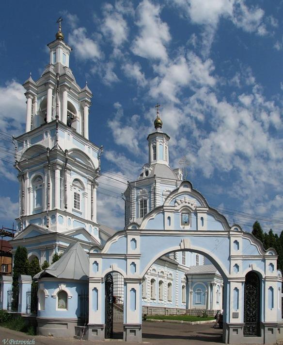 Введенская церковь. Воронеж. Фото
